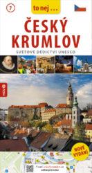 """Český Krumlov / kapesní průvodce-Moderní praktický """"průvodce do kapsy"""" po pamětihodnostech a historií Českého Krumlova (UNESCO)."""