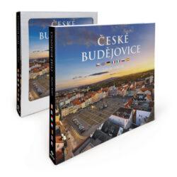 České Budějovice / kniha L.Sváček-Jihočeská metropole pohledem jednoho znašich nejlepších fotografů, Libora Sváčka.