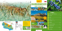 Krkonoše, Jizerské hory / kapesní průvodce  polsky(9788073391911)
