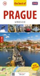 """Praha / kapesní průvodce  anglicky-Moderní praktický """"průvodce do kapsy"""" po pražských památkách doprovázený fotografiemi L. Sváčka."""