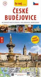 """České Budějovice / kapesní průvodce-Moderní praktický """"průvodce do kapsy"""" věnovaný jihočeské metropoli."""
