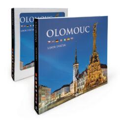 Olomouc / kniha L. Sváček-Nejnovější fotografická publikace představuje na 180 snímcích starobylou Olomouc objektivem fotografa Libora Sváčka.
