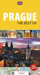 Praha / The Best Of  anglicky-Podrobný průvodce se snímky L. Sváčka a praktickými informacemi pro návštěvníky české metropole.