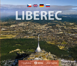 Liberec / kniha L.Sváček - malý formát-Město pod Ještědem a to nejzajímavější z Jizerských hor na fotografiích Libora Sváčka.