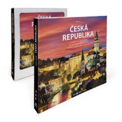 Česká republika II. To nejlepší z ... / L. Sváček-Pestrá mozaika našich architektonických a přírodních skvostů.