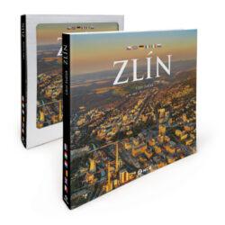 Zlín / kniha L. Sváček-Reprezentativní fotografická publikace Libora Sváčka věnovaná metropoli Zlínského kraje.