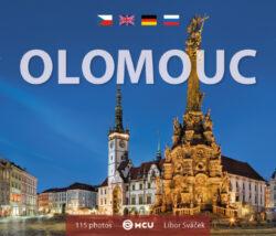 Olomouc / kniha L.Sváček - malý  formát-Fotografická publikace představuje na 130 snímcích starobylou Olomouc objektivem fotografa Libora Sváčka.