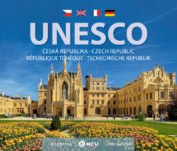 Česká republika UNESCO / kniha L.Sváček - malý  formát-Fotografická kniha fotografií přináší kolekci úžasných záběrů nejen dvanácti českých památek zapsaných na seznamu UNESCO.