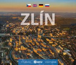 Zlín / kniha L.Sváček - malý  formát-Fotografická kniha věnovaná metropoli Zlínského kraje.br