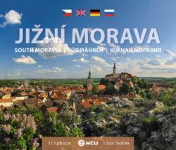 Jižní Morava - kniha L.Sváček malý formát      MCU