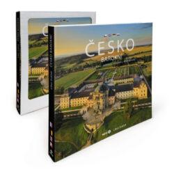 Česko barokní / kniha L. Sváček-Kniha představující české barokní památky, které dodnes utvářejí naši krajinu.