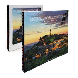 Moravskoslezský kraj / kniha L. Sváček-Památky a příroda moravskoslezského kraje na poutavých fotorgafiích Libora Sváčka.