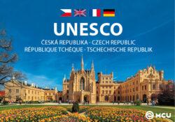 Česká republika UNESCO - L.Sváček (mini) 5,2 x 7,5 cm Č,A,N,R-Kniha fotografií Libora Sváčka v kolibřím vydání (74 x 52 mm, 23 g).