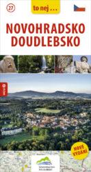 Novohradsko-Doudlebsko / kapesní průvodce česky-Průvodce představí dvě oblasti, vzájemně propojené a do značné míry sdílející společnou historii i současnost – Novohradsko a Doudlebsko.