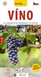 Víno a vinařství / kapesní průvodce-Průvodce, který čtenáře seznámí s Českou republikou coby producentem kvalitního vína